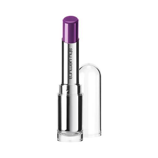 purple - rouge unlimited lipstick shu uemura