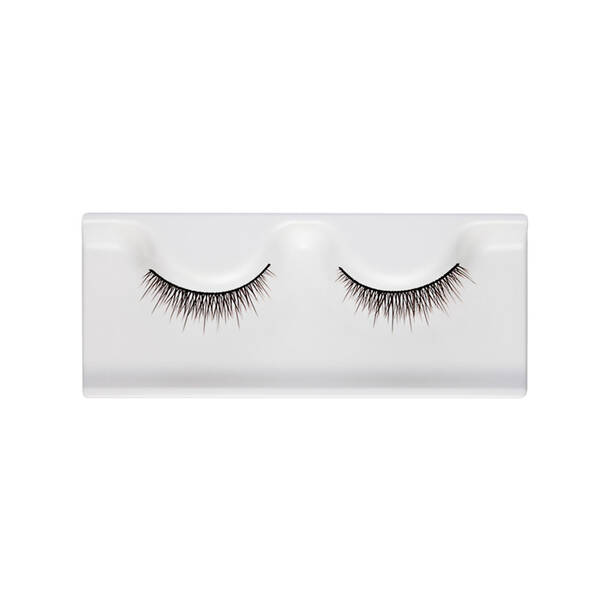 Natural Volume False Lashes Visible Eyelash Length Shu Uemura