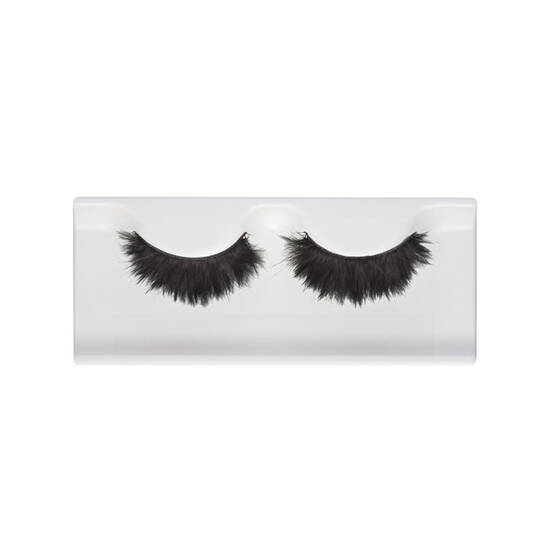 velvet fether false eyelashes