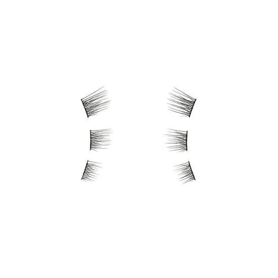S02 slim partial false eyelashes