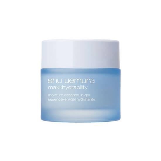maxi:hydrability moisture essence-in gel shu uemura