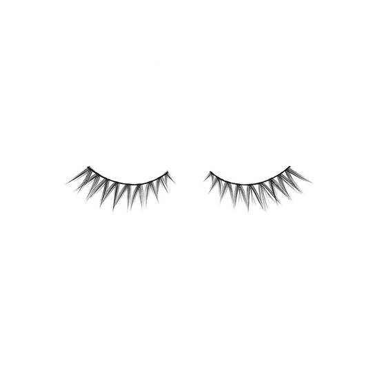 black v false eyelashes