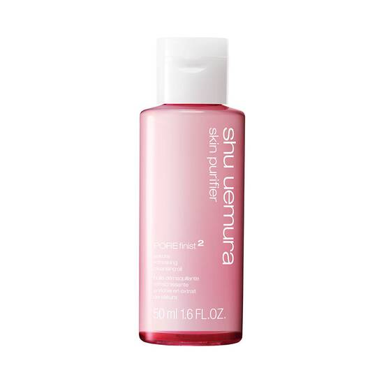 The best cleansing oil for oily skin – Shu Uemura cleansing oil